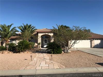 Kingman Single Family Home For Sale: 4095 Buckskin Avenue