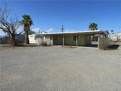 Fort Mohave Manufactured Home For Sale: 4413 S Calle Agrada Drive