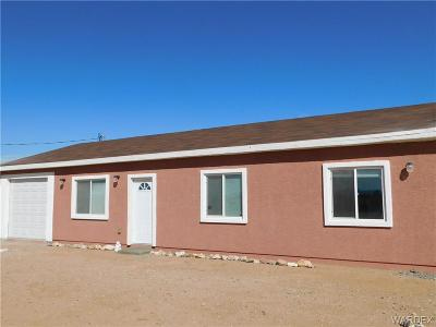 Dolan Springs Single Family Home For Sale: 8643 W Sixth Street