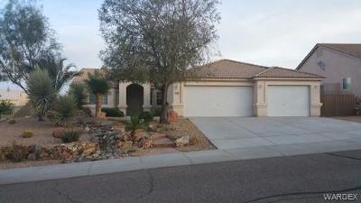 Bullhead AZ Single Family Home For Sale: $283,000