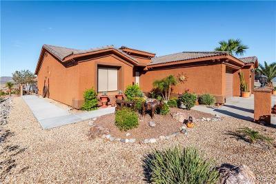 Bullhead Single Family Home For Sale: 299 N Ridge Cove