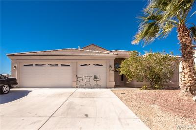 Desert Lakes Estates Single Family Home For Sale: 2152 E Crystal Drive