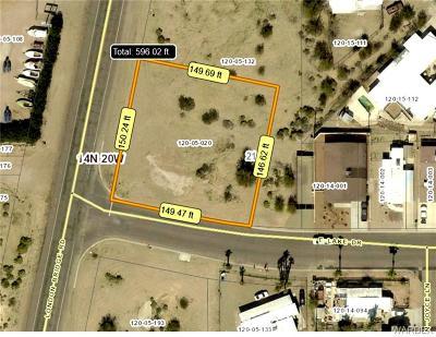 Lake Havasu Residential Lots & Land For Sale: 0000 London Bridge Road