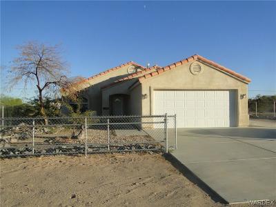 Topock/Golden Shores Single Family Home For Sale: 13084 S. Shore Parkway