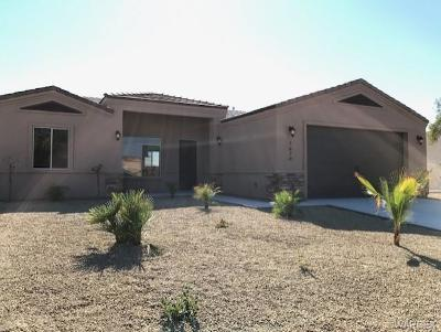Bullhead Single Family Home For Sale: 3221 Secret Pass Canyon Drive