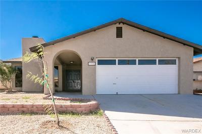 Bullhead Single Family Home For Sale: 1375 Colorado Rio