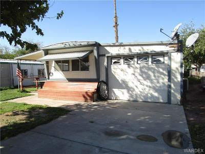 Mohave Valley Manufactured Home For Sale: 7929 S Mockingbird Drive