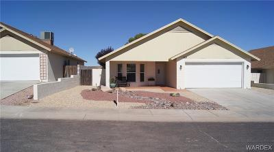 Kingman AZ Single Family Home For Sale: $178,500