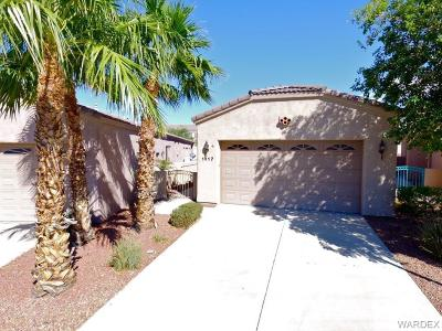 Bullhead Single Family Home For Sale: 1117 Desert Marigold Circle