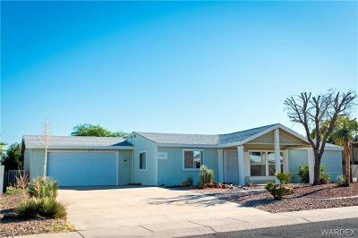 Mohave County Manufactured Home For Sale: 2539 E Kimberly Drive