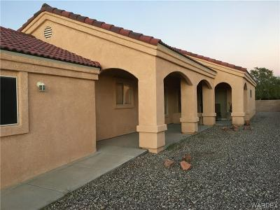 Fort Mohave Single Family Home For Sale: 4688 S Lindero Drive