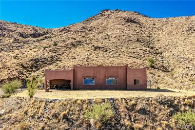 Kingman Single Family Home For Sale: 10061 N Vock Canyon Lane