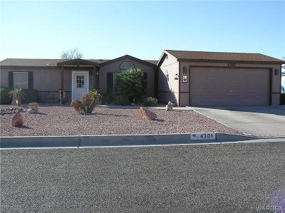 Fort Mohave Manufactured Home For Sale: 4301 S Michael Avenue