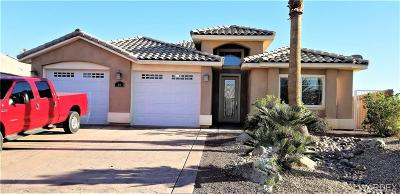 Mohave Valley AZ Single Family Home For Sale: $552,500