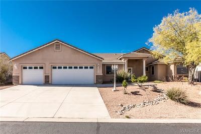 Kingman Single Family Home For Sale: 2205 Mesa Drive