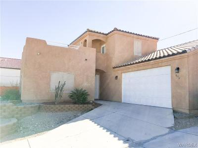 Bullhead Single Family Home For Sale: 1670 Kalil Drive