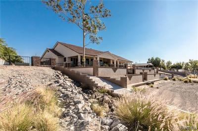 Mohave Valley Single Family Home For Sale: 10023 S Dike Road