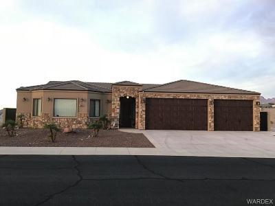 Bullhead Single Family Home For Sale: 2899 Palo Brea Circle