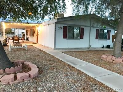 Mohave Valley Manufactured Home For Sale: 1046 E Manzanita Drive