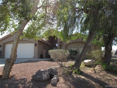 Fort Mohave Single Family Home For Sale: 2196 E Emerald River Way