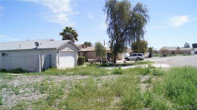 Mohave Valley Residential Lots & Land For Sale: 9828 S Phoenix Drive