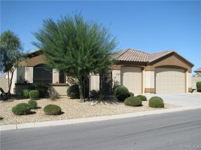Bullhead Single Family Home For Sale: 2739 Fort Mojave Dr.