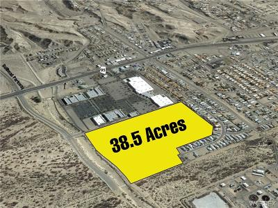 Bullhead Residential Lots & Land For Sale: 38.5 Acres