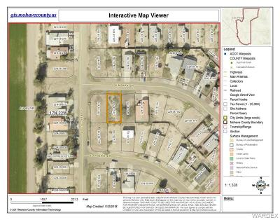 Mohave Valley Residential Lots & Land For Sale: 9761 S Kingman Drive