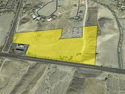 Bullhead Residential Lots & Land For Sale: 2620 Desert Foothills Boulevard