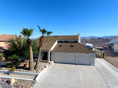 Bullhead Single Family Home For Sale: 1454 Arcadia Boulevard