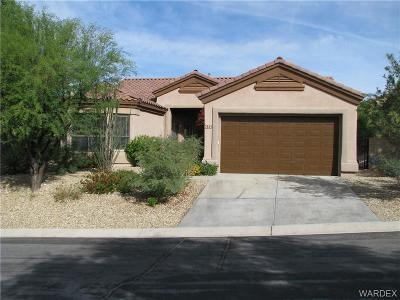 Bullhead Single Family Home For Sale: 2813 Fort Silver Drive