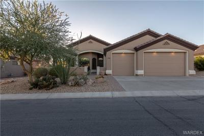 Bullhead Single Family Home For Sale: 2751 Sidewheel Drive