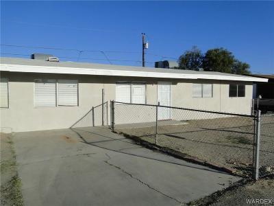 Bullhead Single Family Home For Sale: 2099 Balboa Drive