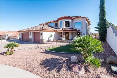 Kingman Single Family Home For Sale: 619 Country Club Court
