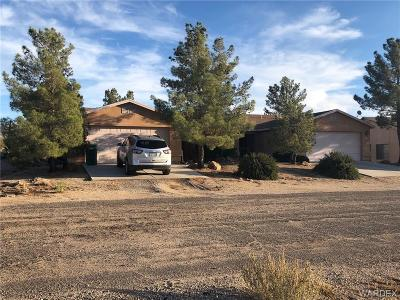 Kingman AZ Multi Family Home For Sale: $195,000