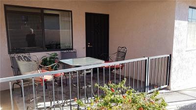 Lake Havasu Condo/Townhouse For Sale: 2095 Mesquite Avenue #8
