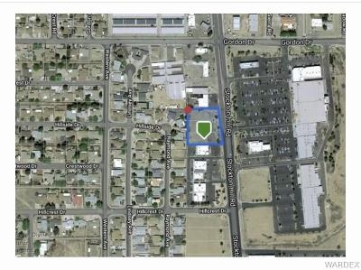 Kingman Residential Lots & Land For Sale: 3961 Stockton Hill Road