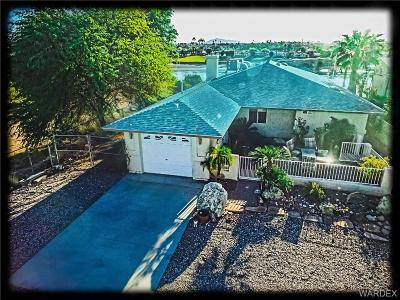 Mohave Valley Single Family Home For Sale: 1310 E Dike Road