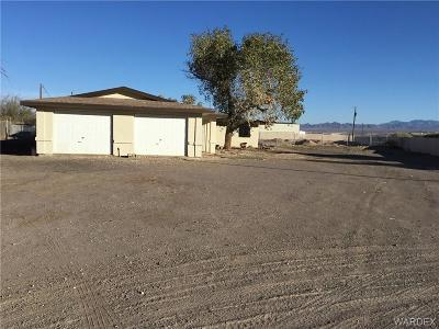 Mohave Valley Single Family Home For Sale: 2161 E Warwick Road