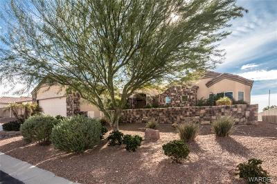 Bullhead Single Family Home For Sale: 2409 Stardust Drive