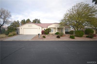 Mohave Valley Single Family Home For Sale: 6514 S Oleander Way