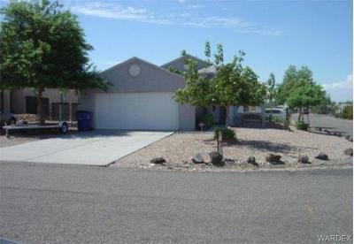 Fort Mohave Single Family Home For Sale: 1608 E Valencia Road