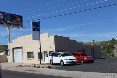 Kingman Commercial For Sale: 1113 W Beale Street