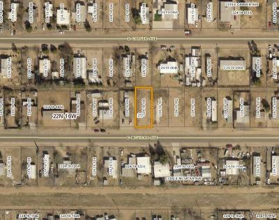 Kingman Residential Lots & Land For Sale: 3199 E McVicar Avenue