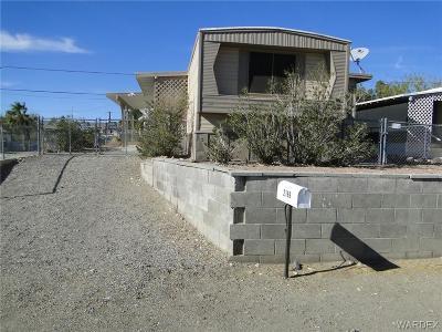 Bullhead Manufactured Home For Sale: 2169 SW Balboa Drive