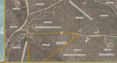 Kingman Residential Lots & Land For Sale: Mapuana Trail