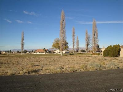Kingman Residential Lots & Land For Sale: 7841 E Saddleback Drive