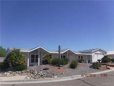 Fort Mohave Rental For Rent: 4378 S Caitlan Avenue