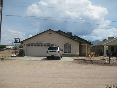 Kingman AZ Single Family Home For Sale: $172,900