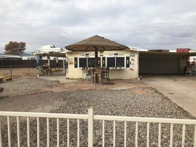 Mohave Valley Manufactured Home For Sale: 1033 E Spruce Drive